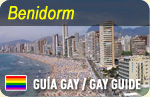Gay map Benidorm